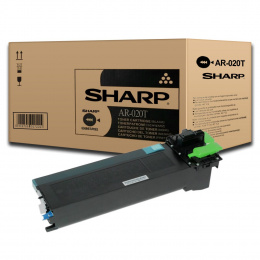 Toner Sharp do AR-5516 5520 AR-020T black AR020T