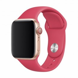 Devia pasek Deluxe Sport do Apple Watch 40mm/ 38mm red