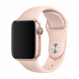 Devia pasek Deluxe Sport do Apple Watch 40mm/ 38mm pink sand